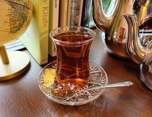 トルコの茶道具