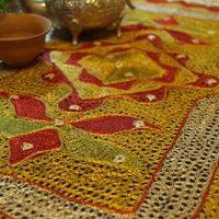 インドの布製品