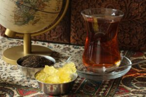 イラン喫茶セット